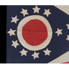 EARLY OHIO STATE FLAG, 1902-1915
