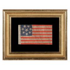 8 STARS, CONFEDERATE SYMPATHIZER, VIRGINIA SECESSION, VERY SCARCE, 1861